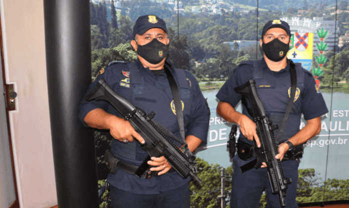Canil da Guarda Municipal de Bragança Paulista - Dog